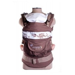 Эргорюкзак My Baby Carrier Stile